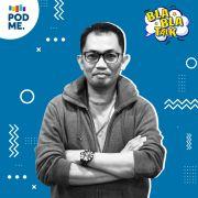'Bla Bla' bareng Penulis Ganteng Ganteng Serigala (Part 1) | Ft. Andi Atthira