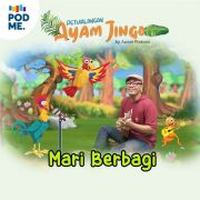 Petualangan Ayam Jingo: Mari Berbagi| by Kampung Dongeng
