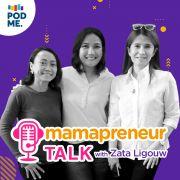 Eps 8: Resep Sehat dan Cantik bagi Mamapreneur (Ft. dr. Yovi Yoanita & Mia Amalia)