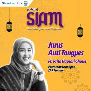 Jurus Anti Tongpes | Ft. Prita Hapsari Ghozie