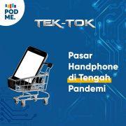 Pasar Handphone di Tengah Pandemi