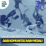 Dari Komunitas ke Turnamen Asia | Jakarta Underwater Hockey Club