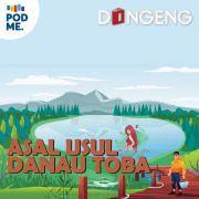 Dongeng Asal-usul Danau Toba