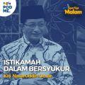 Istikamah dalam Bersyukur | KH Nasaruddin Umar