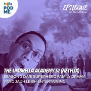 The Umbrella Academy S2 (Netflix) | Season 2 dari Superhero Family Drama Yang Jauh Lebih Entertaining