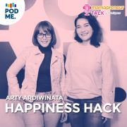 Happiness Hack | Ft. Arty Ardiwinata