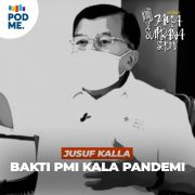 Jusuf Kalla | Bakti PMI Kala Pandemi