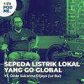Sepeda Listrik Lokal yang Go Global | Ft. Gede Sukarma Dijaya (Le Bui)