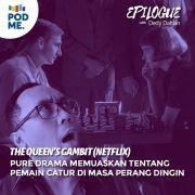 The Queen's Gambit (Netflix) | Pure Drama Memuaskan Tentang Pemain Catur di Masa Perang Dingin