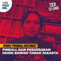 Pinball dan Pergerakan Musik Bawah Tanah Jakarta | Ft. Ipang (Pinball Records)