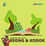 Keong dan Kodok | Cerita Kak Tony dan Cihuy
