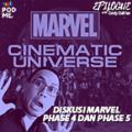 Diskusi Marvel Phase 4 dan Phase 5 | Yuk Kupas Tuntas Seluruh Jadwal Film dan Serial Marvel Terbaru
