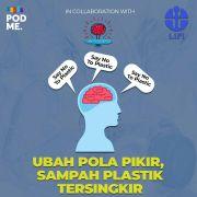 Ubah Pola Pikir, Sampah Plastik Tersingkir | Ft. M. Reza Cordova
