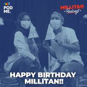 Happy Birthday Millitan!!