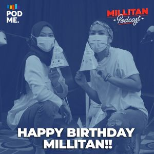 Happy Birthday Millitan!!