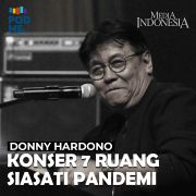 Donny Hardono (Part 1) | Konser 7 Ruang Siasati Pandemi