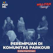 Perempuan di Komunitas Parkour