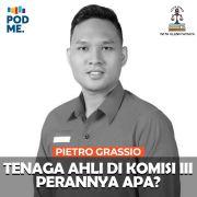 Tenaga Ahli di Komisi III Perannya Apa? | Ft. Pietro Gressio
