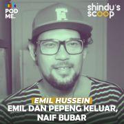 Emil Hussein | Emil dan Pepeng Keluar, Naif Bubar