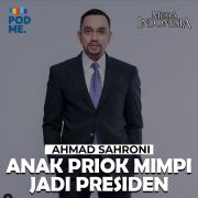 Ahmad Sahroni (Part 1) | Anak Priok Mimpi Jadi Presiden