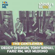 The Gentlemen | Daddy Dhukun, Tony Wenas, Fariz RM, Mus Mujiono