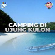 Camping di Ujung Kulon