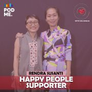 Happy People Supporter | Ft. Rendra Susanti
