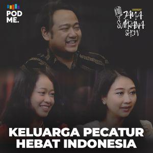 Keluarga Pecatur Hebat Indonesia