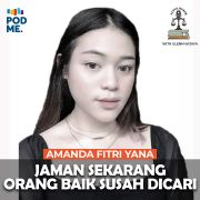 Jaman Sekarang Orang Baik Susah Dicari | Ft. Amanda Fitri Yana