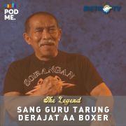 Sang Guru Tarung Derajat AA Boxer