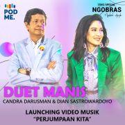Duet Manis | Ft. Candra Darusman dan Dian Sastrowardoyo