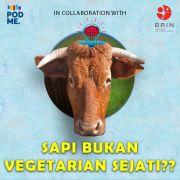Sapi Bukan Vegetarian Sejati??